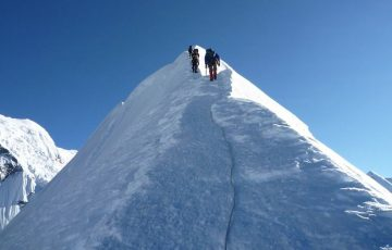 (Imja Tse)Island Peak