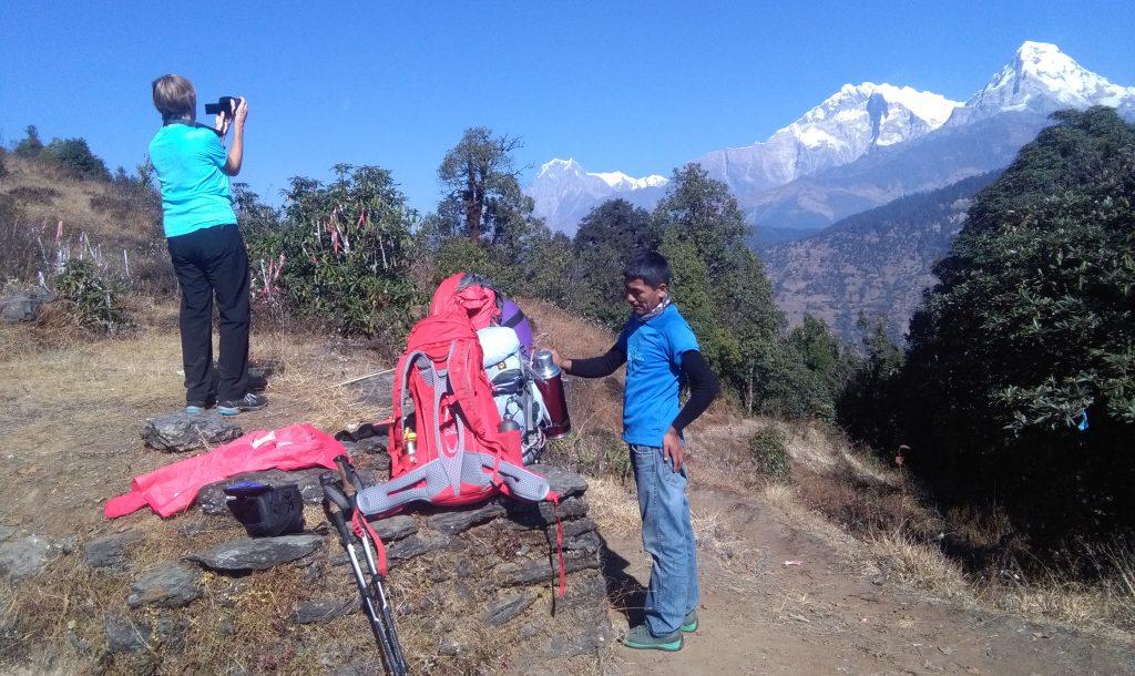 Annapurna Khopra Porter