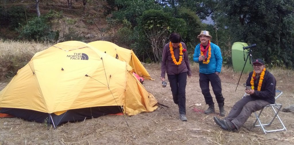 Village Camping Trek