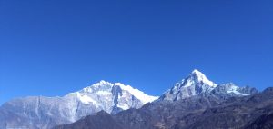 Guide in Nepal