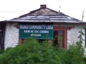 Khopra Community Lodge