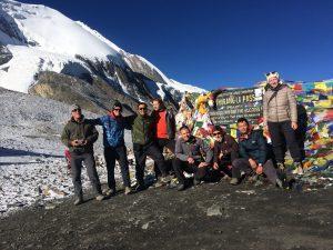 Thoronga pass Trek