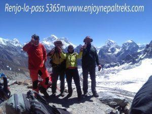 3 pass Trek