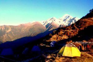 Rupi Nala pass Trek