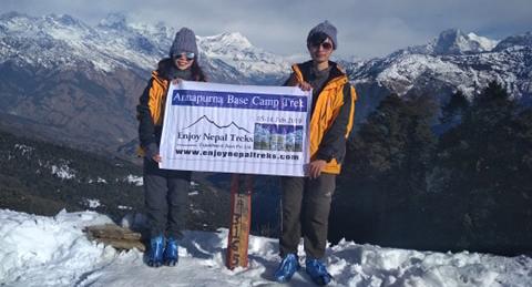 Annapurna cơ sở trại Trek