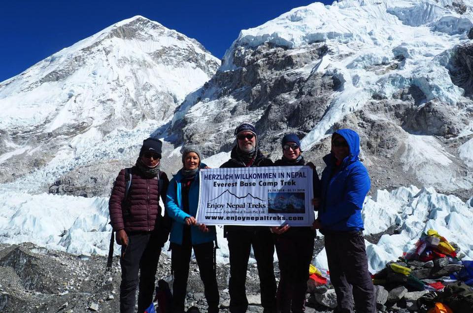 Căn cứ Everest Camp