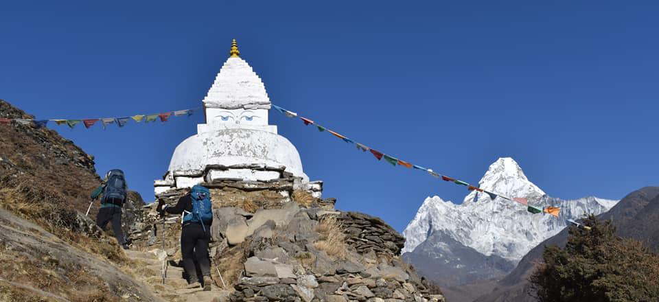 Đường đến Everest