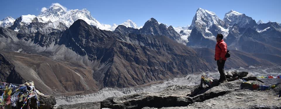Panorama Everest
