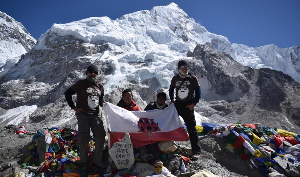 Trại căn cứ Everest
