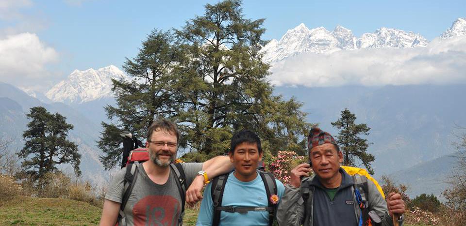 lower Solu trek