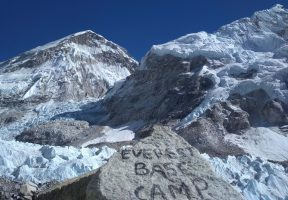 Three pass Everest Base Camp